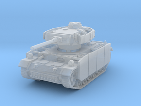 Panzer III M (schurzen) 1/285 in Smooth Fine Detail Plastic