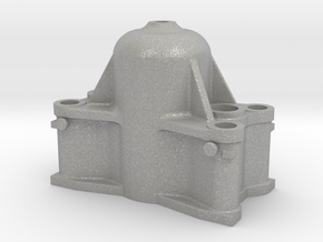 Bethlehem Steel Cast Forging Press Upper Head in Aluminum: 1:64 - S