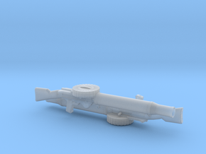 Two 1/12 scale Lewis Machine Guns in Smooth Fine Detail Plastic