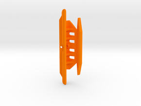Precision-18, 3.75inch, DM375 in Orange Processed Versatile Plastic