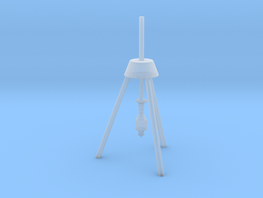 Lost in Space Equipment - Drill Rig - PL in Smooth Fine Detail Plastic