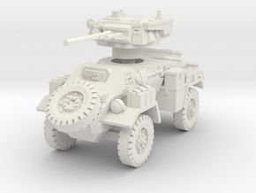 Humber Mk II 1/56 in White Natural Versatile Plastic