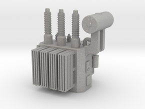 High Voltage Oil Filled Transformer in Aluminum: 1:64 - S