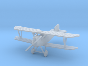1:200 Scale Albatros D.III Oeffag in Smooth Fine Detail Plastic