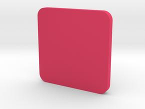 box2 in Pink Processed Versatile Plastic: Small
