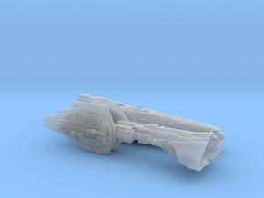 2256-MC-30F_hollowV2-split in Smooth Fine Detail Plastic