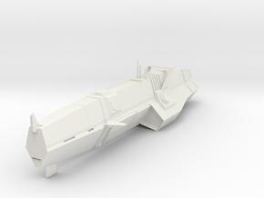 FF-789 Sutpen in White Natural Versatile Plastic