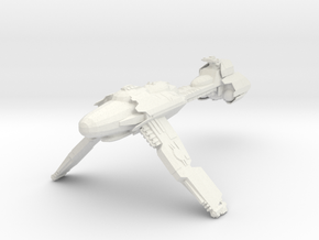 2700 Nebulon B-2 class frigate Star Wars in White Natural Versatile Plastic