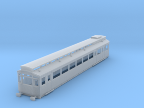 o-148-ner-petrol-electric-railcar-orig in Smooth Fine Detail Plastic