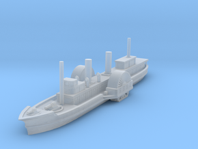 1/1000 USS Quaker City (Mount Organise) in Smooth Fine Detail Plastic