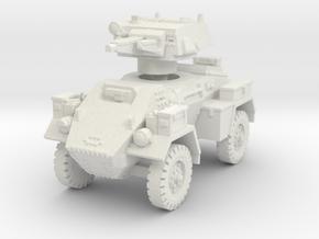 Fox Armoured Car 1/100 in White Natural Versatile Plastic