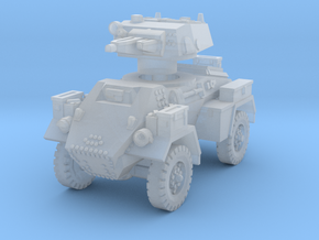 Fox Armoured Car 1/200 in Smooth Fine Detail Plastic