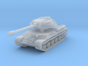 IS-3 Tank 1/200 in Smooth Fine Detail Plastic
