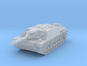 Jagdpanzer IV 1/144 in Smooth Fine Detail Plastic