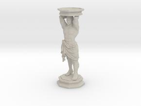 Standing Column Huge in Natural Sandstone