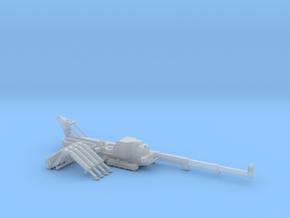 1:50 Mini Crawler Crane Set B kit in Smooth Fine Detail Plastic