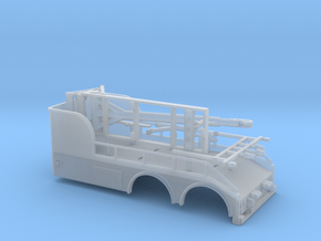 1/87th 'Big Stick' 20' tow truck body in Smooth Fine Detail Plastic