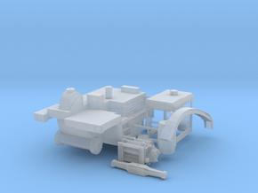 Toron SP8-50 in Smoothest Fine Detail Plastic: 1:87 - HO