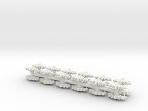 PH003 Nytvyx Bomber (24) in White Natural Versatile Plastic