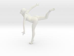 Printle N Femme 1230 - 1/24 - wob in White Natural Versatile Plastic