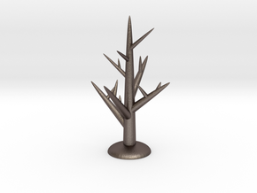 Fall is coming in Polished Bronzed-Silver Steel: Medium