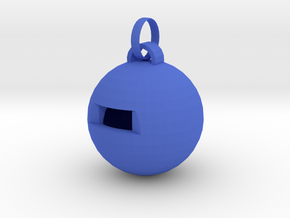 Bell in Blue Processed Versatile Plastic