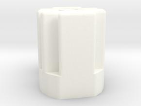 GB84' Proton Pack 1:1 Dale PH-25 Resistor in White Processed Versatile Plastic