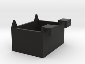 垃圾架  Trash stand in Black Natural Versatile Plastic: Medium