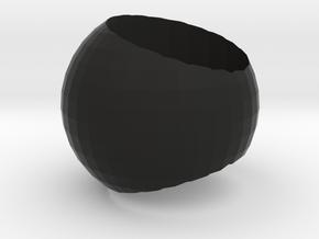 Window L-shaped bookshelf in Black Natural Versatile Plastic