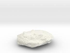 Cookie in White Natural Versatile Plastic