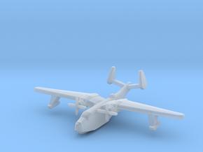 US Martin PBM5 Mariner seaplane bomber 1:1250 WW2 in Smooth Fine Detail Plastic