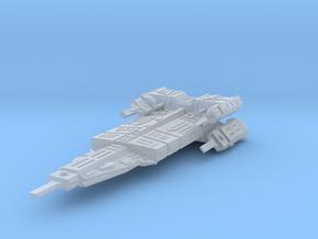 Taoyun-Battleship-1 in Smooth Fine Detail Plastic