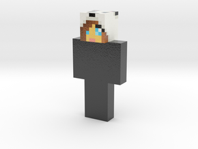 DaniBoBani | Minecraft toy in Glossy Full Color Sandstone