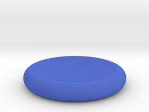 SlideCoin 35 in Blue Processed Versatile Plastic