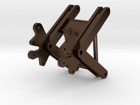 CC8800 boom tip roller in Polished Bronze Steel