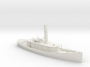 Hercules STAR TUGS Body (ERTL 20cm Scale) in White Natural Versatile Plastic