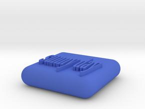 sunny day in Blue Processed Versatile Plastic: 1:8