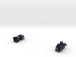 Dv16, Vr11 ja Vv15 päätypalat in Black PA12