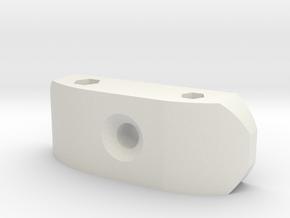 Floyd Rose Allen Wrench Tool Holder in White Natural Versatile Plastic