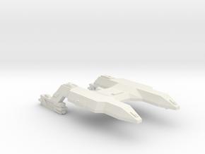 3788 Scale Lyran Panther-E Light Escort Cruiser in White Natural Versatile Plastic