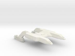 3125 Scale LDR Panthercat-E Light Escort Cruiser in White Natural Versatile Plastic