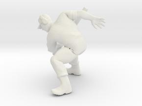 Printle C Homme 1579 - 1/24 - wob in White Natural Versatile Plastic