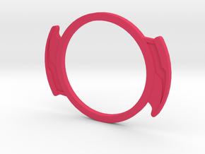 Bey Galux Attack Ring sub in Pink Processed Versatile Plastic