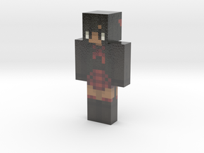 skin(5) | Minecraft toy in Glossy Full Color Sandstone