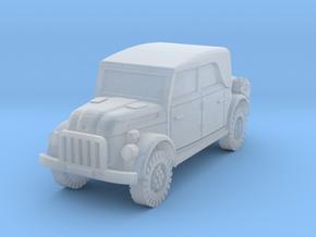 steyr 1500 kommandeurwagen (covered) 1/144 in Smooth Fine Detail Plastic