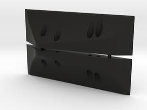 HOLMES HOBBIES ELECTRONICS TRAYS in Black Natural Versatile Plastic