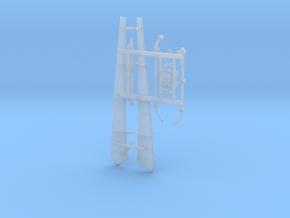 Wellenbrecher in 1:72 für S-Boot Typ 148 in Smooth Fine Detail Plastic