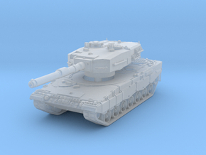 Leopard 2A4 1/144 in Smooth Fine Detail Plastic