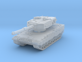 Leopard 2A4 1/285 in Smooth Fine Detail Plastic