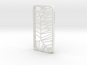 IPhone 5/5s Shard Case in White Natural Versatile Plastic